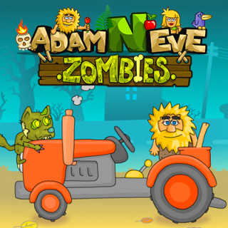 Adam And Eve:Zombies