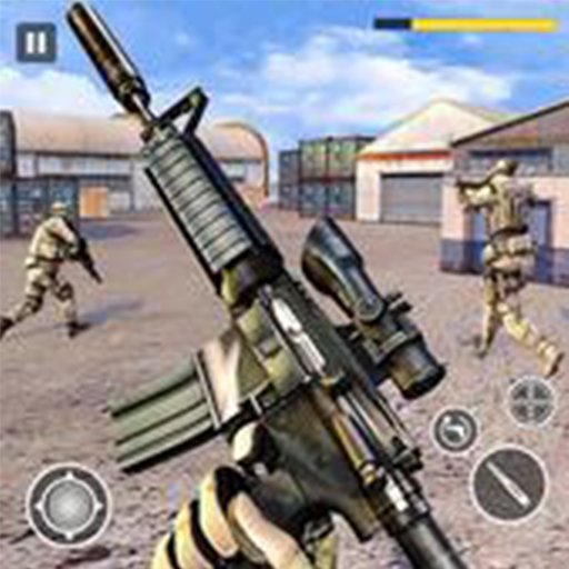 Army Commando Shooting Adventure