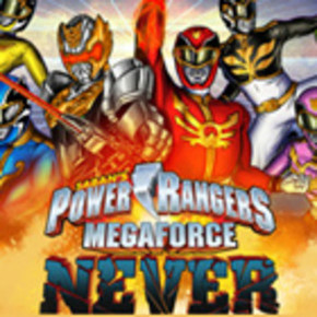 Power Rangers: Never Surrender