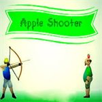 Shoot the apple