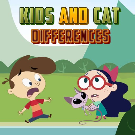Cat And Kids Differences